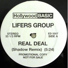 """Lifers Group / Shadow - Real Deal (Shadow Remix) / Lesson 4, 12"""""""