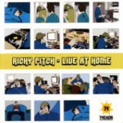 "Richy Pitch - Live At Home, 12"", EP"