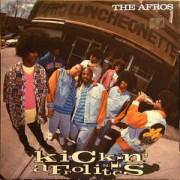The Afros - Kickin' Afrolistics, LP