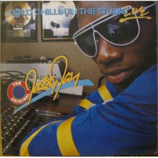The Original Jazzy Jay - Cold Chillin' In The Studio Live, LP