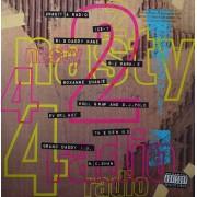 Various - 2 Nasty 4 Radio, LP