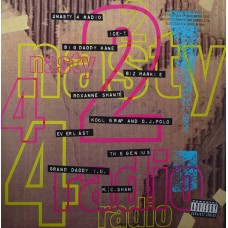 Various - 2 Nasty 4 Radio, LP