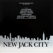 Various - New Jack City (Music From The Motion Picture), LP