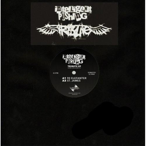 "Intelligent Pushing - Tribute EP, 10"""