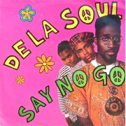 De La Soul - Say No Go, 12""