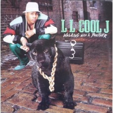 LL Cool J - Walking With A Panther, LP