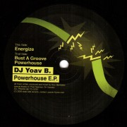 "DJ Yoav B. - Powerhouse E.P., 12"", EP"
