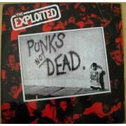 The Exploited - Punks Not Dead, LP, Reissue
