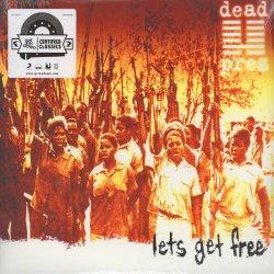 Dead Prez - Lets Get Free, 2xLP, Reissue