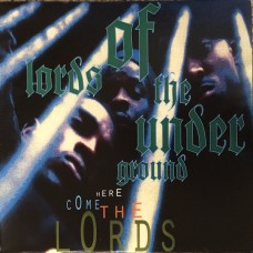 Lords Of The Underground - Here Come The Lords, 2xLP, Reissue
