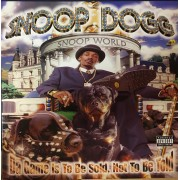 Snoop Dogg - Da Game Is To Be Sold, Not To Be Told, 2xLP, Reissue