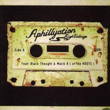 "Aphillyation - High Voltage / High Risk, 12"""