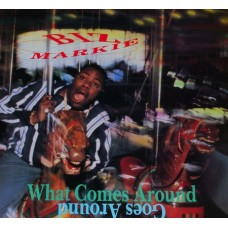 "Biz Markie - What Comes Around Goes Around, 12"", Reissue"