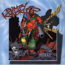 """Bumpy Knuckles - A Part Of My Life / Devious Minds, 12"""""""
