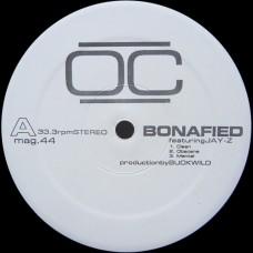 "OC - Bonafied / U-N-I, 12"""