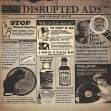 Oh No! - Disrupted Ads, 2xLP + 7""