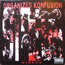 "Organized Konfusion - Stress, 12"", Reissue"