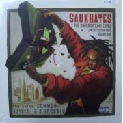 "Saukrates - The Underground Tapes Vol. 1, 12"", EP"