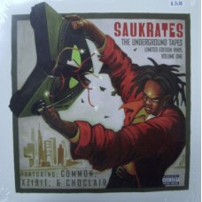 "Saukrates - The Underground Tapes Vol. 1, 12"", EP"