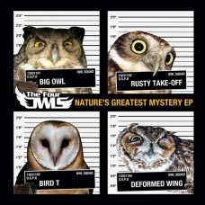 "The Four Owls - Nature's Greatest Mystery EP, 12"", EP"