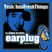"Yesh - Into Fresh Things, 2x12"", EP"