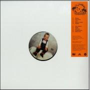 Fredfades - Warmth (Instrumentals), LP