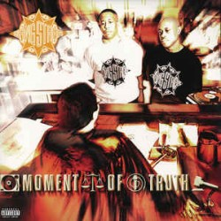 Gang Starr - Moment Of Truth, 3xLP, Reissue