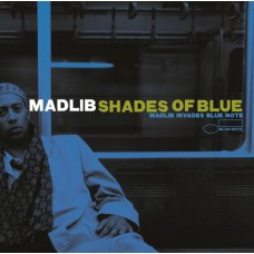 Madlib - Shades Of Blue, 2xLP, Reissue