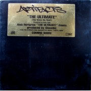 "Artifacts - The Ultimate, 12"", Promo"