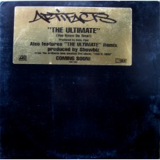 """Artifacts - The Ultimate, 12"""", Promo"""