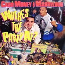 Cash Money & Marvelous - Where's The Party At?, LP