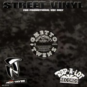 "Ghetto Twiinz - Responsibility, Promo, 12"""