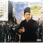 Ice Cube - AmeriKKKa's Most Wanted, LP, Reissue