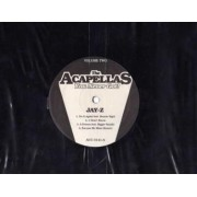 Jay-Z / 50 Cent - The Acapellas You Never Got! Volume Two, 12""