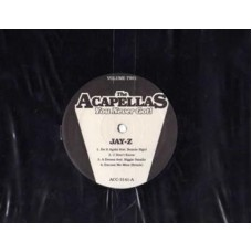 """Jay-Z / 50 Cent - The Acapellas You Never Got! Volume Two, 12"""""""