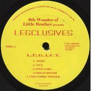 "L.E.G.A.C.Y. - Legsclusives, 12"""
