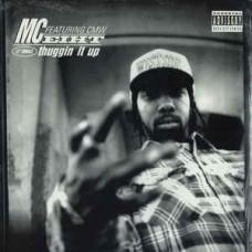 "MC Eiht Featuring CMW - Thuggin It Up, 12"""
