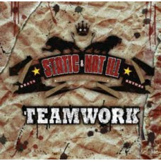 Static & Nat Ill - Teamwork, 2xLP