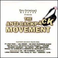 Various - The Anti Backpack Movement, 2xLP