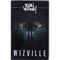 Ocean Wisdom - Wizville, Cassette