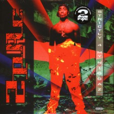 2Pac - Strictly 4 My N.I.G.G.A.Z..., 2xLP, Reissue
