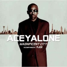 Aceyalone accompanied by RJD2 - Magnificent City, 2xLP