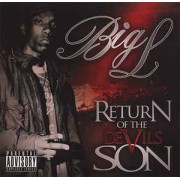 Big L - Return Of The Devils Son, 2xLP