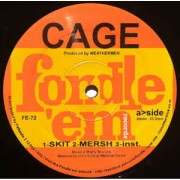 "Cage - Mersh, 12"", EP"