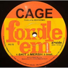 """Cage - Mersh, 12"""", EP"""