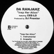 "Da Ranjahz - Insp Her Ation, 12"", Reissue"