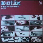 "K-Otix - U Know The Name, 12"""