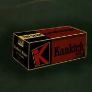 """Kan Kick - On The Lookout / Live As It Gets / A Sight For Sore Eyes, 12"""""""