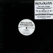 "Ras Kass - Rasassination / It Is What It Is, 12"", Promo"