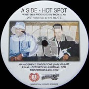 Show & AG - Hot Spot / Oops, 12""